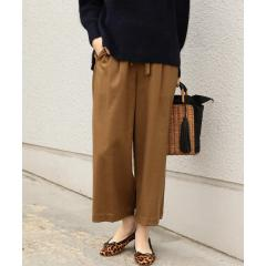 SHIPS Days STANDARD:WOOL TUCK WIDE PANTS【お取り寄せ商品】