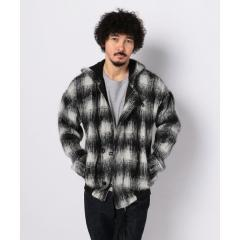 KMRii/ケムリ/WOOL CHECK PK【お取り寄せ商品】の画像
