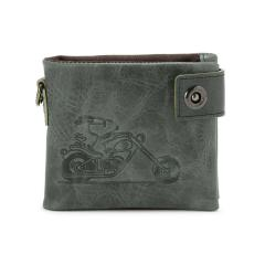 PEANUTS /スヌーピー/ライダーベラ付き二つ折り財布【お取り寄せ商品】
