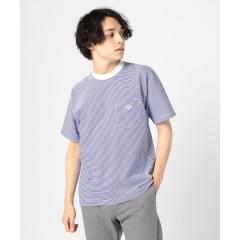 【DANTON/ダントン】ポケット付Tシャツ JD-9041【お取り寄せ商品】