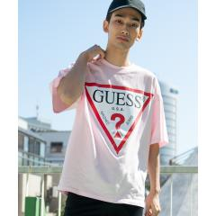 GUESS別注プリントビッグT