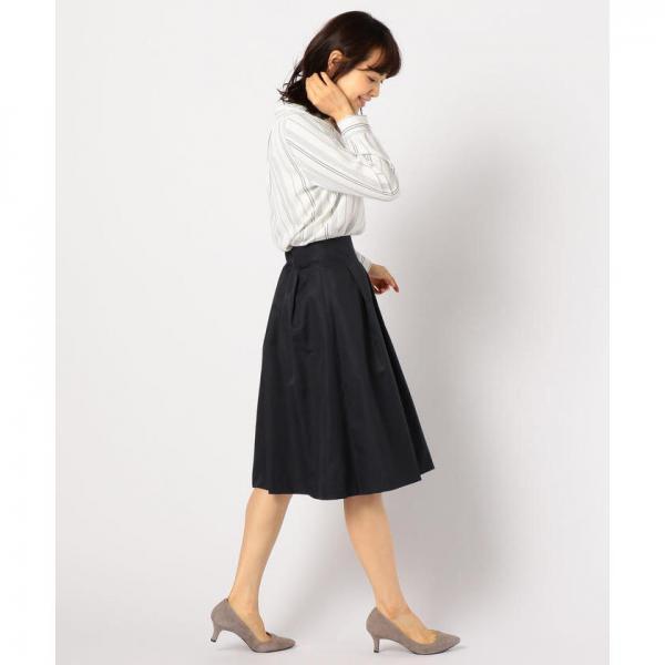 グログランスカート【お取り寄せ商品】