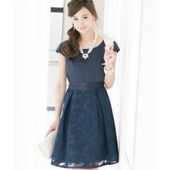 8fb6d15939f8a フラワーリボンワンピース・ドレス お取り寄せ商品 . ¥15