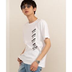 ストリートモチーフTシャツ(S)