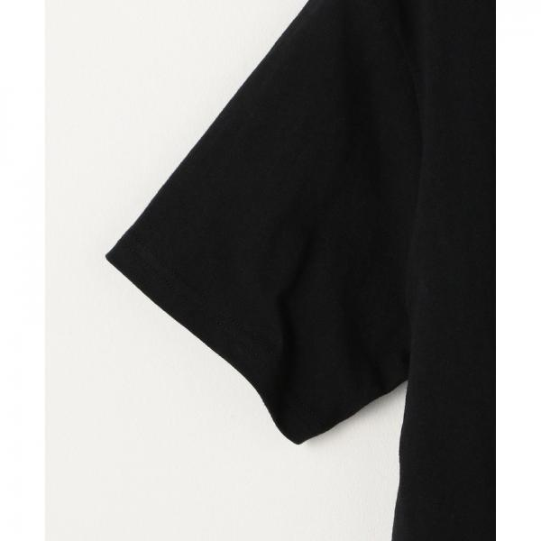 【WOMENS】coen(コーエン)ロゴTシャツ【お取り寄せ商品】