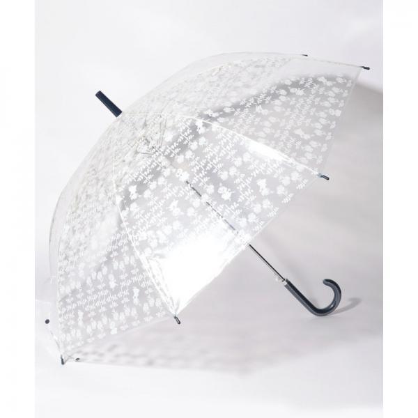 Moomin×Afternoon Tea/ビニル傘