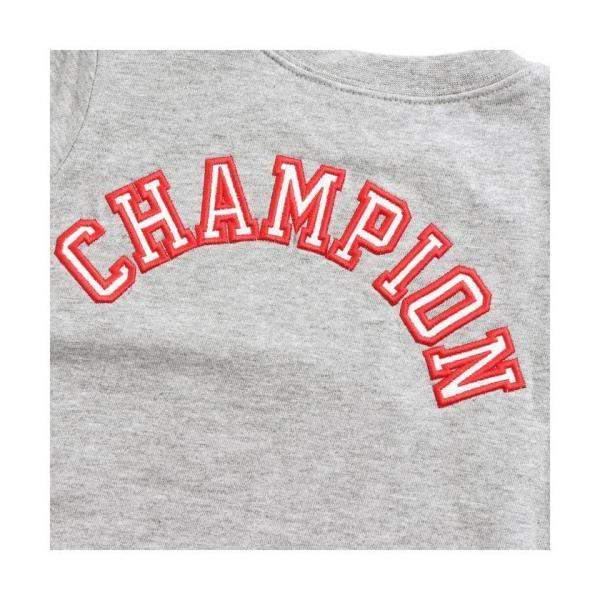 Champion(チャンピオン)サガラワッペン付きワンピース【お取り寄せ商品】