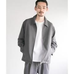 WASHABLE TROPICAL BLOUSON【お取り寄せ商品】