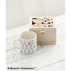Moomin×Afternoon Tea/木箱入りマグカップ