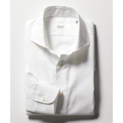 イージーアイロンワイドカラーシャツ【お取り寄せ商品】