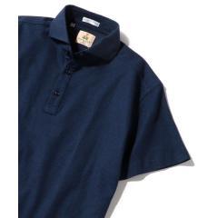 GUY ROVER: ジャージー カッタウェイ ポロシャツ【お取り寄せ商品】