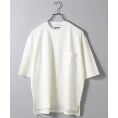 SHIPS JET BLUE: ポケット ビッグTシャツ【お取り寄せ商品】