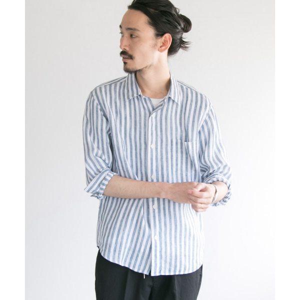 EUROPEAN LINEN SHIRTS【お取り寄せ商品】