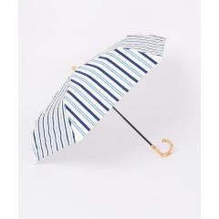 マルチストライプ SHORT 晴雨傘◇【お取り寄せ商品】