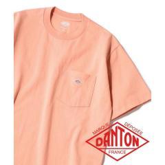 DANTON: ポケットTシャツ【お取り寄せ商品】