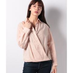 ・ワイヤー入り2WAYシャツ