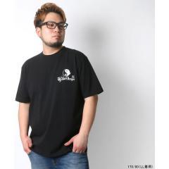 【T&C】 大きいサイズ 半袖 プリント Tシャツ T&Cサーフデザイン