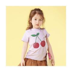 トロピカルフルーツ4色4柄Tシャツ【お取り寄せ商品】