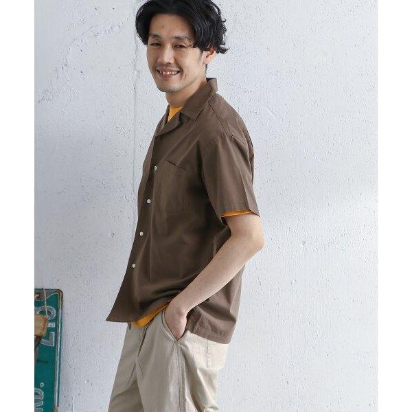 イージーケアオープンカラーシャツ【お取り寄せ商品】