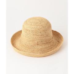 ラフィアセーラー帽【お取り寄せ商品】