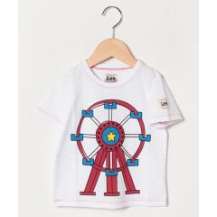 【100cm-160cm】プリントTシャツ
