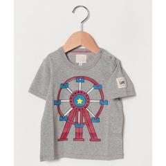Baby プリントTシャツ