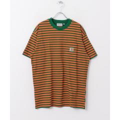 carhartt SHORT-SLEEVE BARKLEY POCKET T-SHIRTS【お取り寄せ商品】