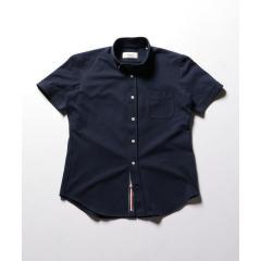 DRY MASTER カノコ半袖ボタンダウンシャツ 19SS【お取り寄せ商品】