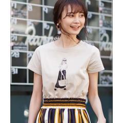 【WEB限定】手書き風イラストTシャツ【お取り寄せ商品】