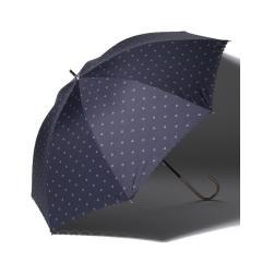 スカラップハート晴雨兼用長傘 日傘