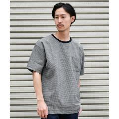 SU:【EVALET】 クルーネック プルオーバー シャツ【お取り寄せ商品】