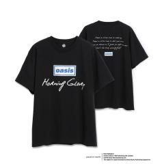 【OASIS×ADAM ET ROPE'】SONG LYRICS T-shirt 19SS