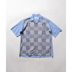 オープンカラーシャツ【お取り寄せ商品】