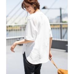 USAコットン5分袖Tシャツ【お取り寄せ商品】