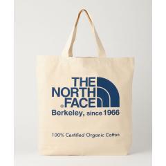 THE NORTH FACE(ザノースフェイス)オーガニックコットントートバッグ(一部WEB限定カラー)【お取り寄せ商品】
