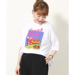 coen diner ワイドTシャツ【お取り寄せ商品】