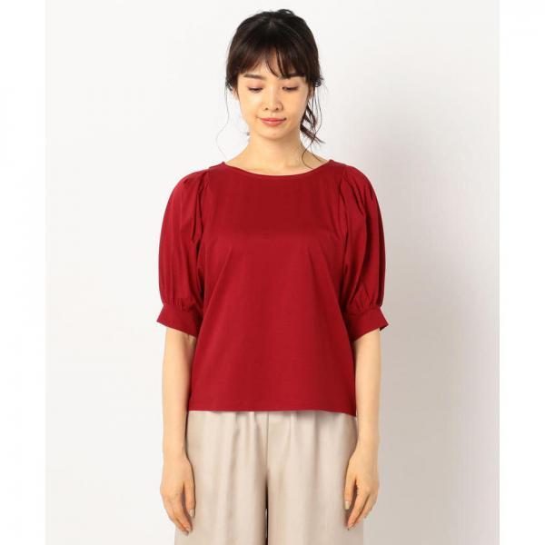 ボリューム袖Tシャツ【お取り寄せ商品】