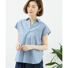 ブロードスキッパーシャツ