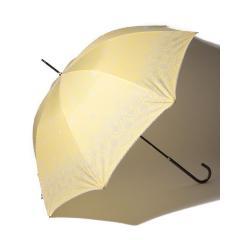 グラデーションスカラップ柄長傘