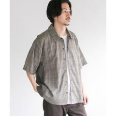 MANUAL ALPHABET GRINFIL SPINDLE SHIRTS【お取り寄せ商品】