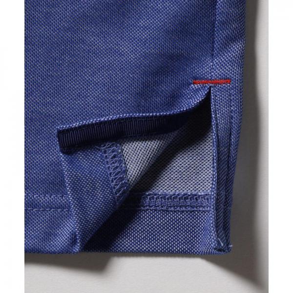 DRY MASTER クジラワッペン ボタンダウンポロシャツ【お取り寄せ商品】