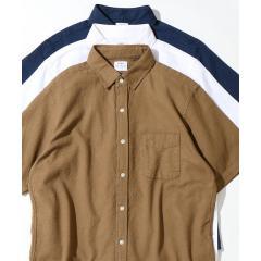 パナマレギュラーカラーシャツ【お取り寄せ商品】
