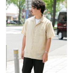 イージーケア/サラサラオープンカラーシャツ【お取り寄せ商品】