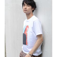 【メンズ】SUMMER PHOTOプリントTシャツ【お取り寄せ商品】
