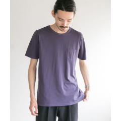 コットンピグメントポケットTシャツ【お取り寄せ商品】