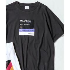 レコードプリントTシャツ【お取り寄せ商品】