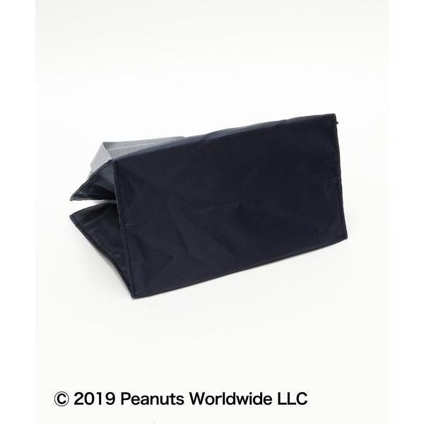 PEANUTS/ロゴバッグSS