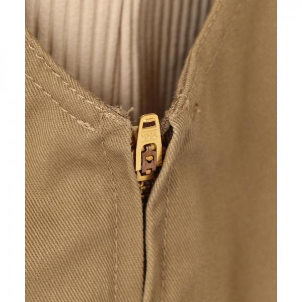 【SHIPS別注】UNIVERSAL OVERALL: Vネックジャンパースカート◇【お取り寄せ商品】