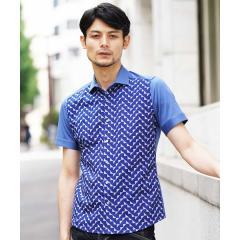 シャツ(グログラ刺繍)【お取り寄せ商品】