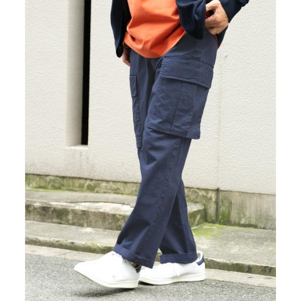 7a21513956ed1 LOHACO - スリムストレッチカーゴパンツ【お取り寄せ商品】 (パンツ ...